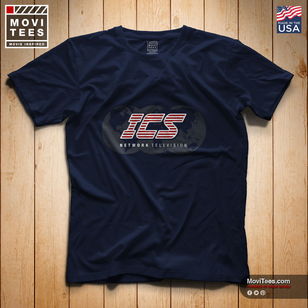 ICS Network Television T-Shirt