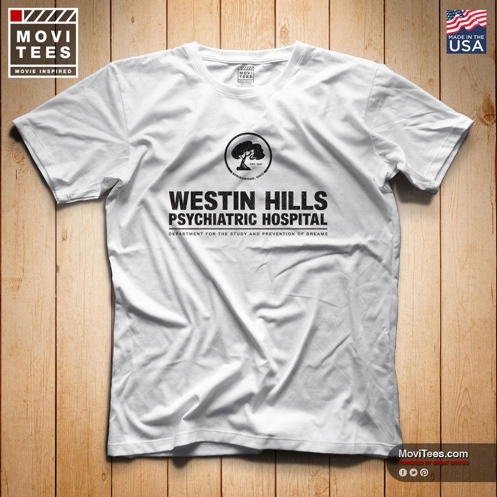 Westin Hills Psychiatric Hospital T-Shirt