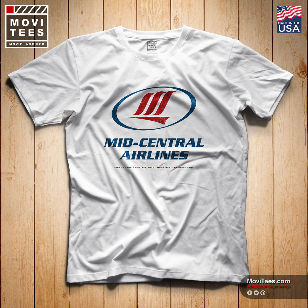 Mid-Central Airlines T-Shirt