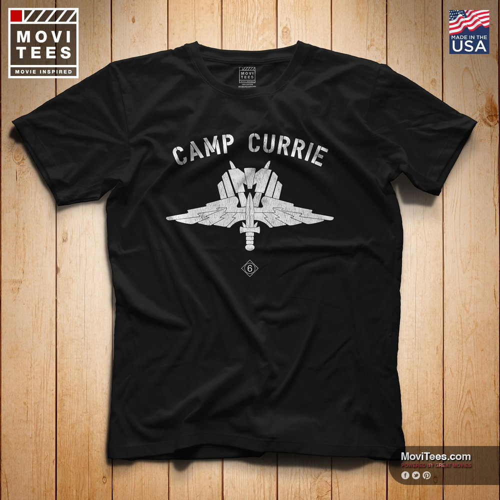 Camp Currie T-Shirt