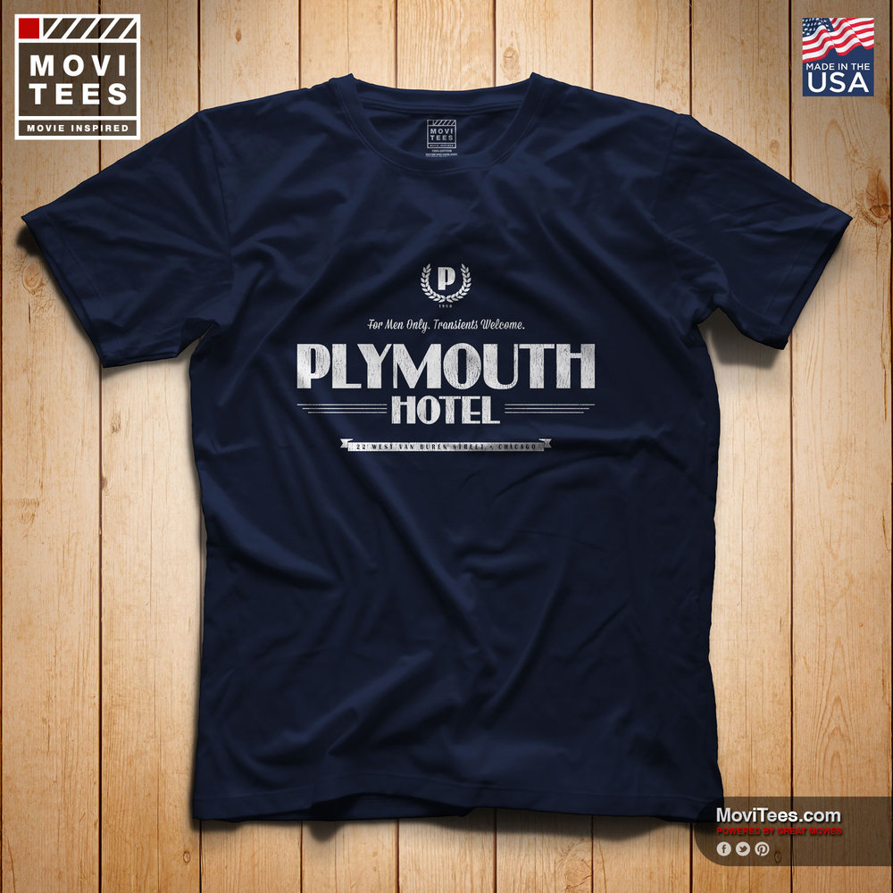 Plymouth Hotel T-Shirt