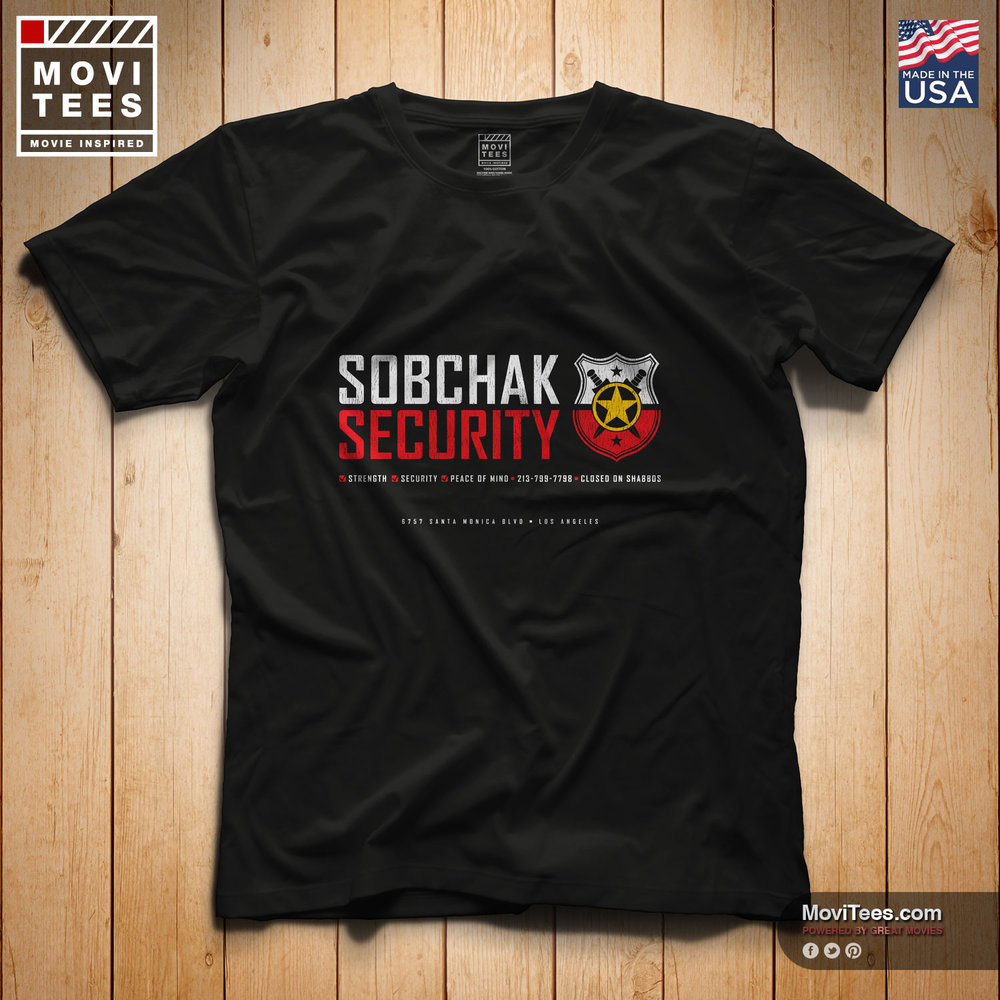 Sobchak Security T-Shirt