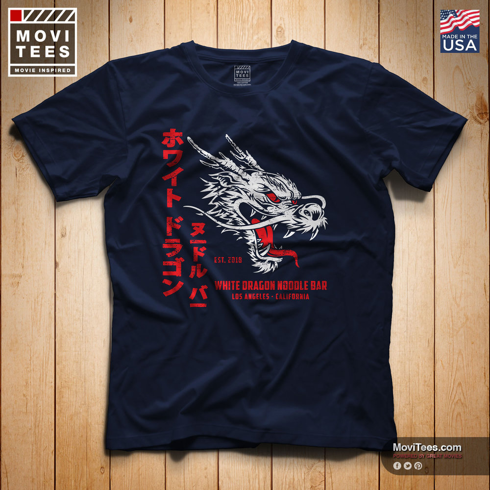 White Dragon Noodle Bar T-Shirt