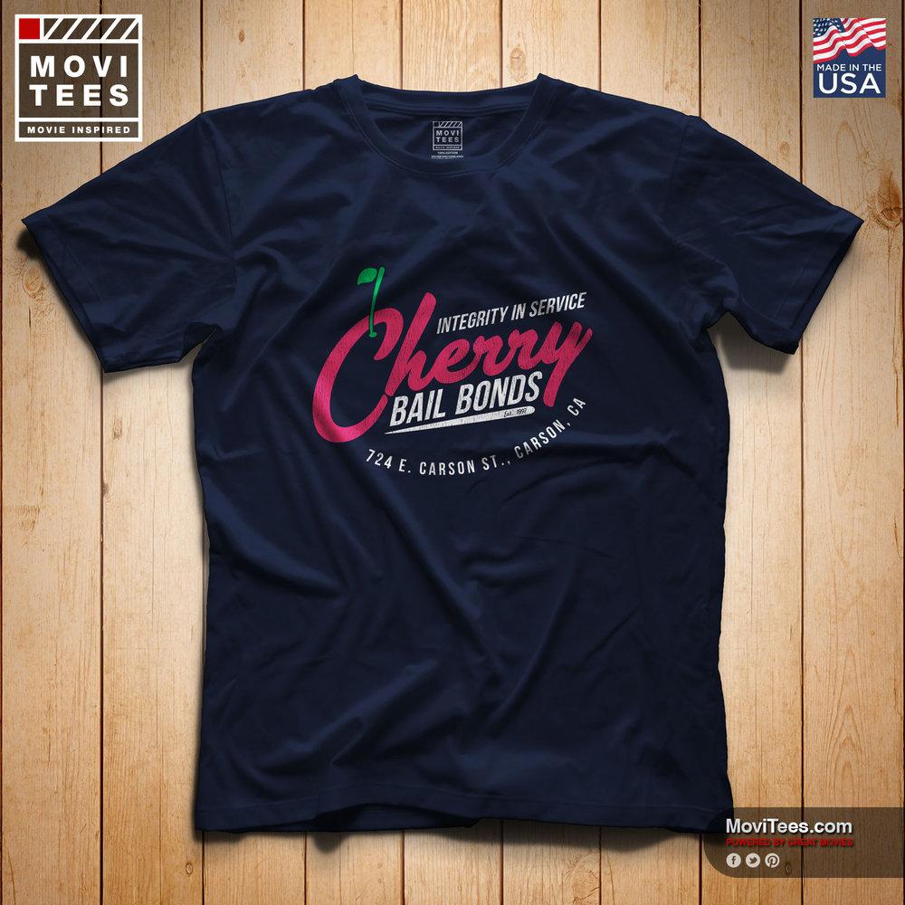 Cherry Bail Bonds T-Shirt