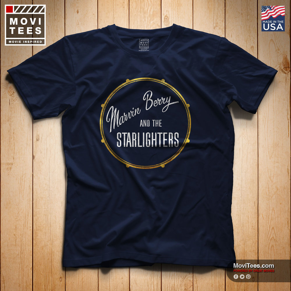 Marvin Berry and the Starlighters T-Shirt
