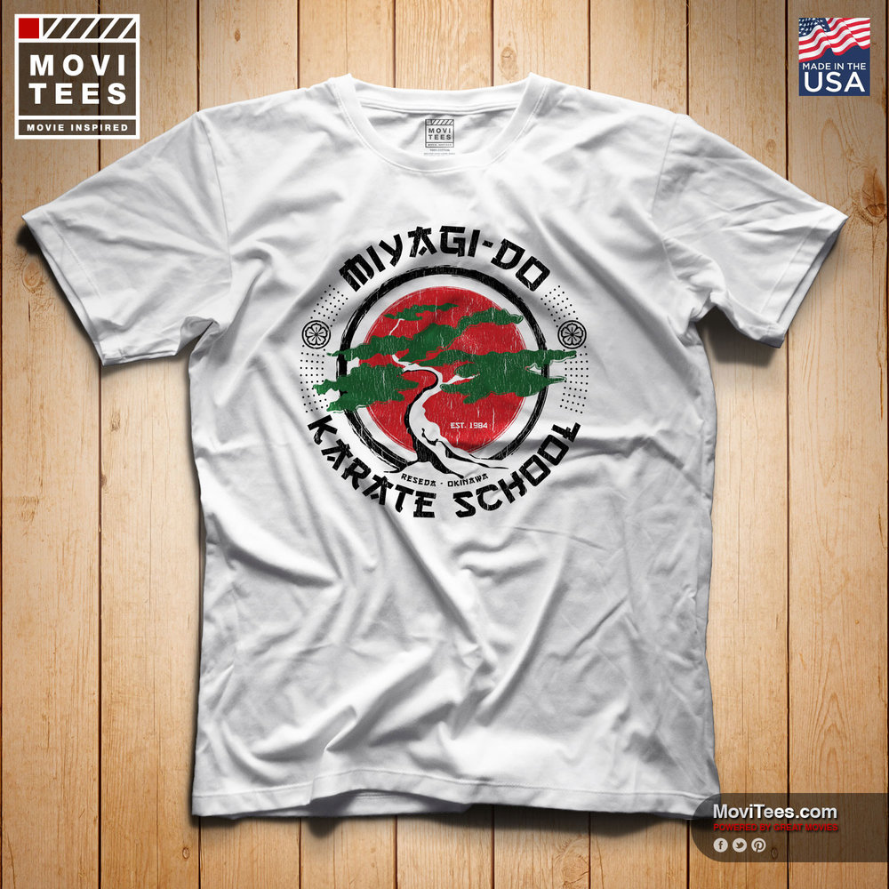 Miyagi-Do T-Shirt