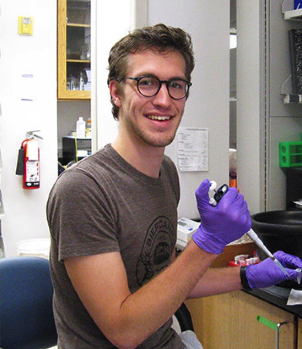 Josh Atkinson - SSPB Graduate Student