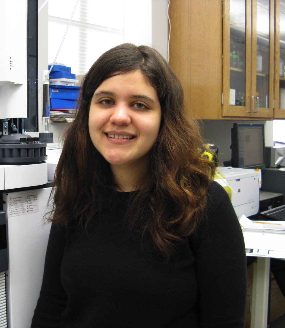 Ilenne Del Valle - SSPB Graduate Student
