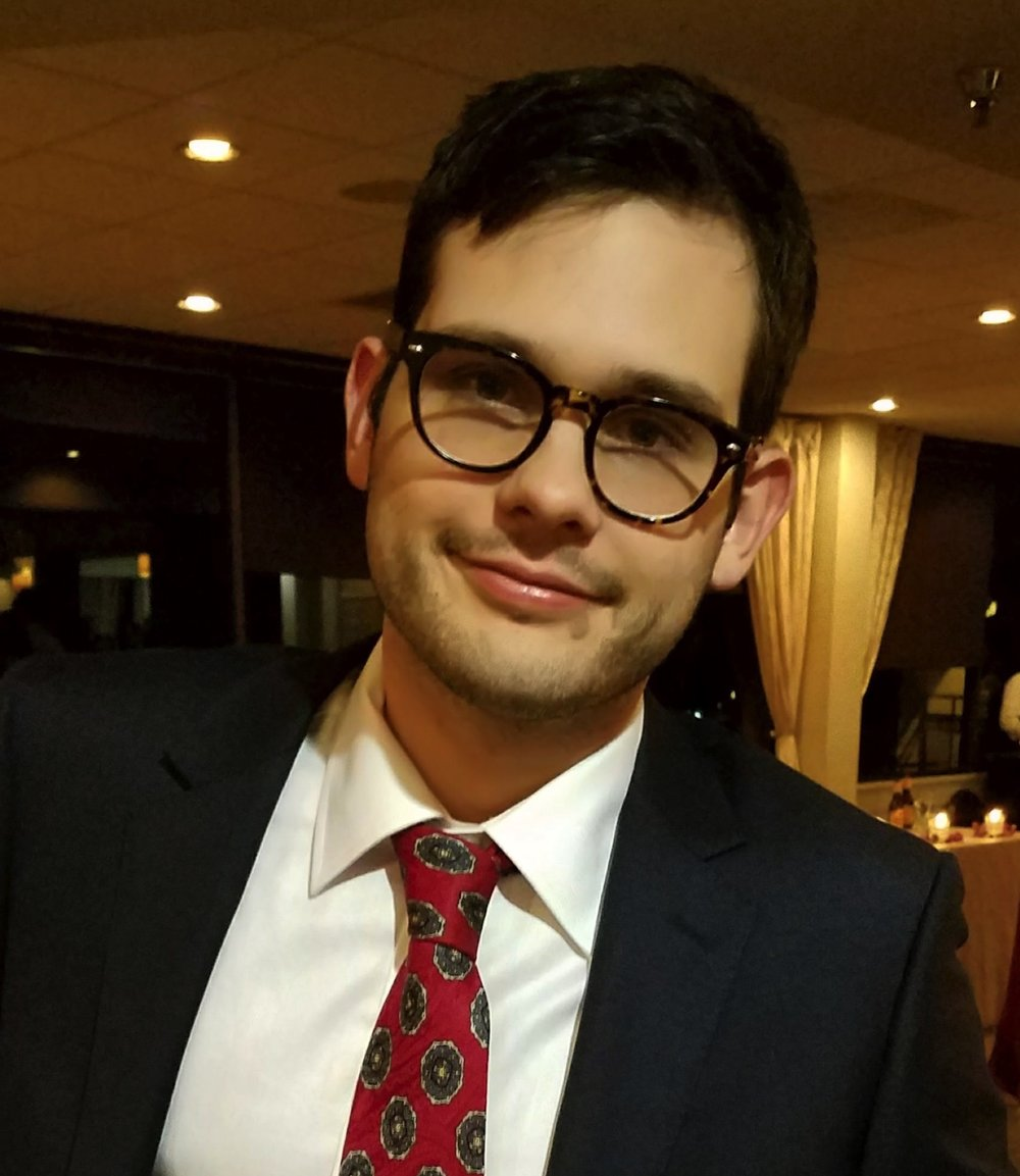 Ian Campbell - BCB Gradaute Student