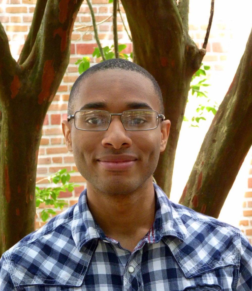 Jordan Bluford - BCB Graduate Student