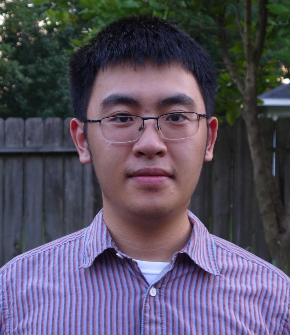Albert Truong - BA/MA/PhD Student