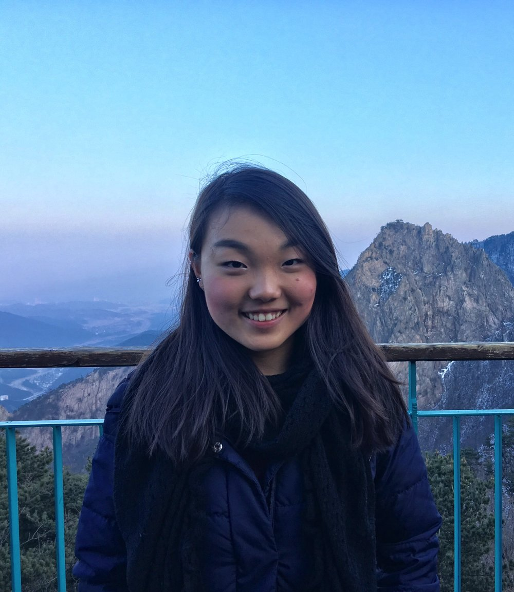 Jinyoung Kim - Undergraduate Researcher