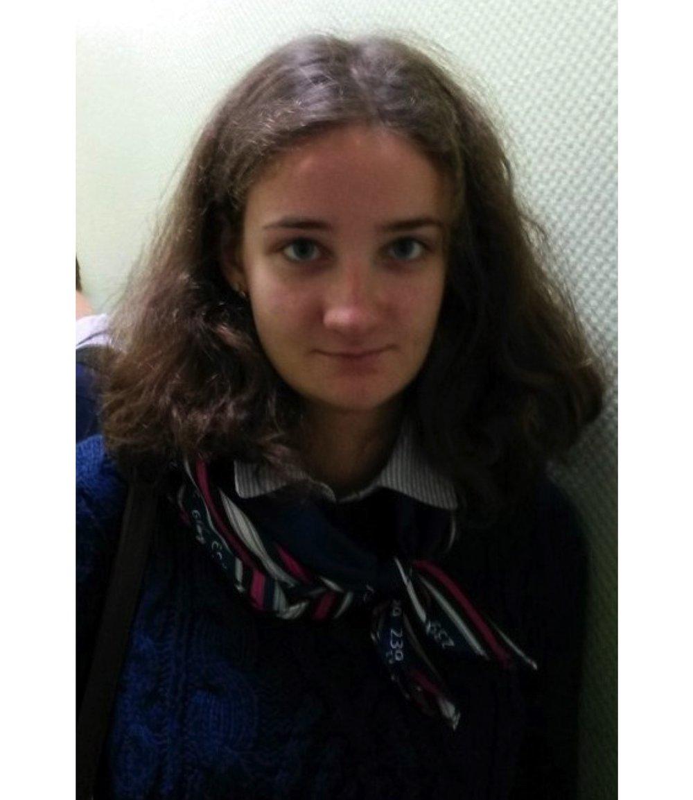 Anna Guseva - BA/MA/PhD Student