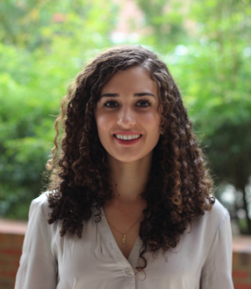 Andrea Padron - BCB Graduate Student