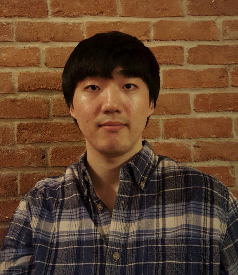 Dongkuk Huh - BCB Graduate Student