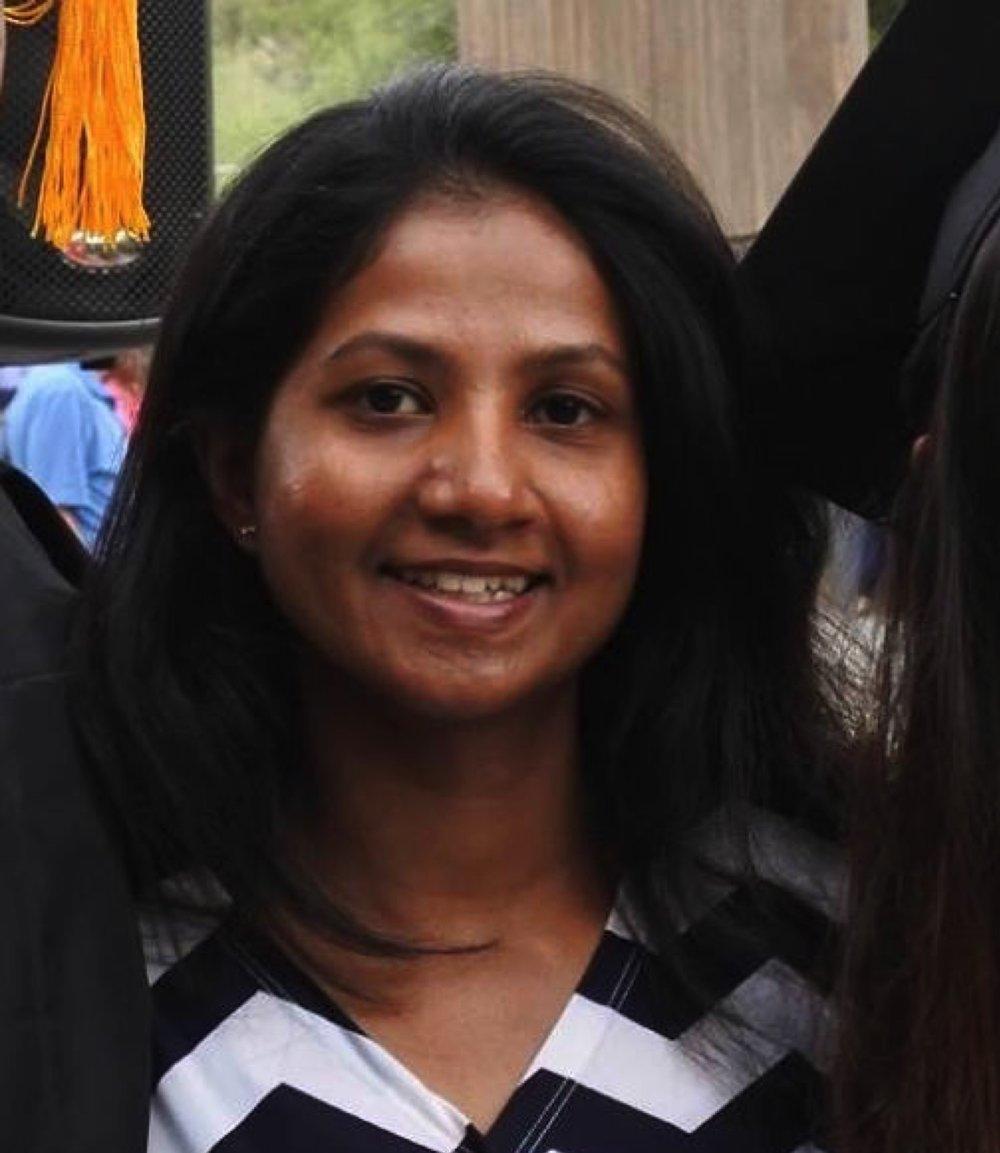 Dimithree Kahanda - Postdoctoral Scholar