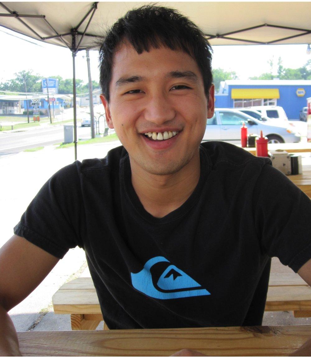 David Shis - Postdoctoral scholar