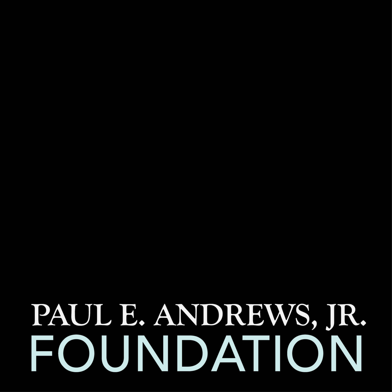 Paul E. Andrews, Jr. Foundation