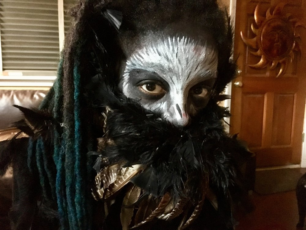 Makeup and Costume by Meg Thompson