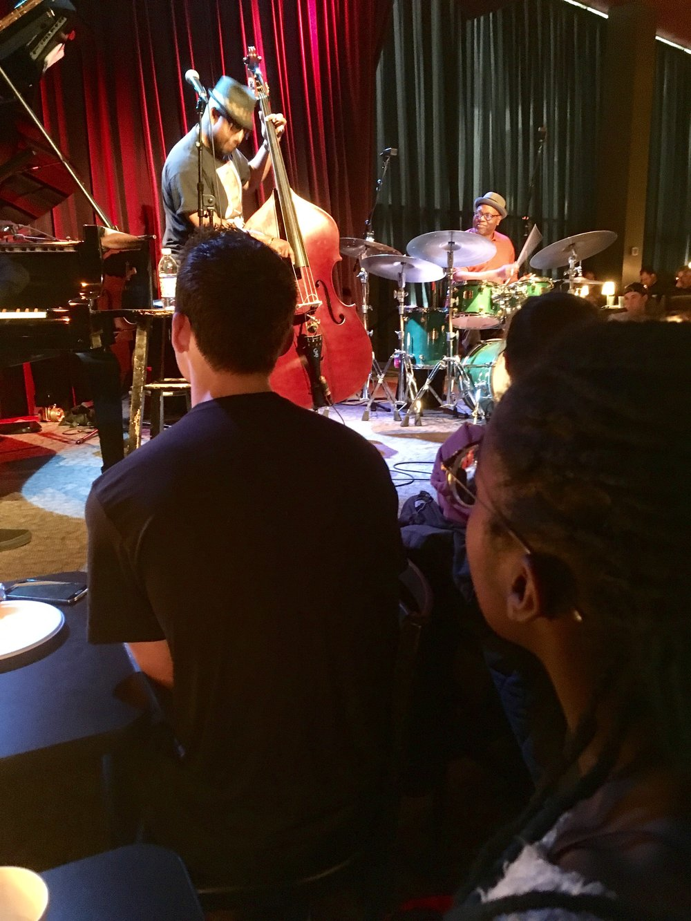 Youth Jazz Workshop at Dimitriou's Jazz Alley