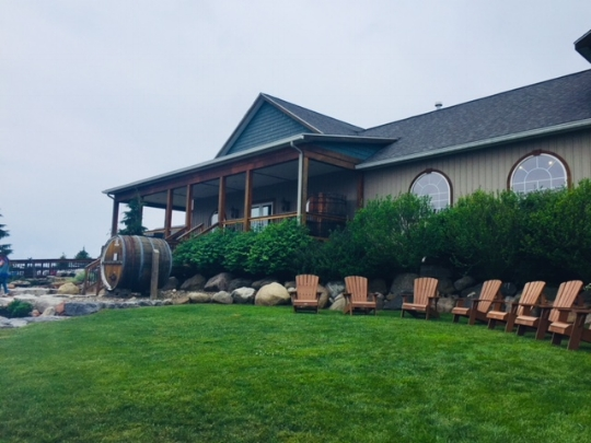 Review of Three Brothers Wineries | Geneva, NY | Emily Malkowski | Travel & Lifestyle Blogger