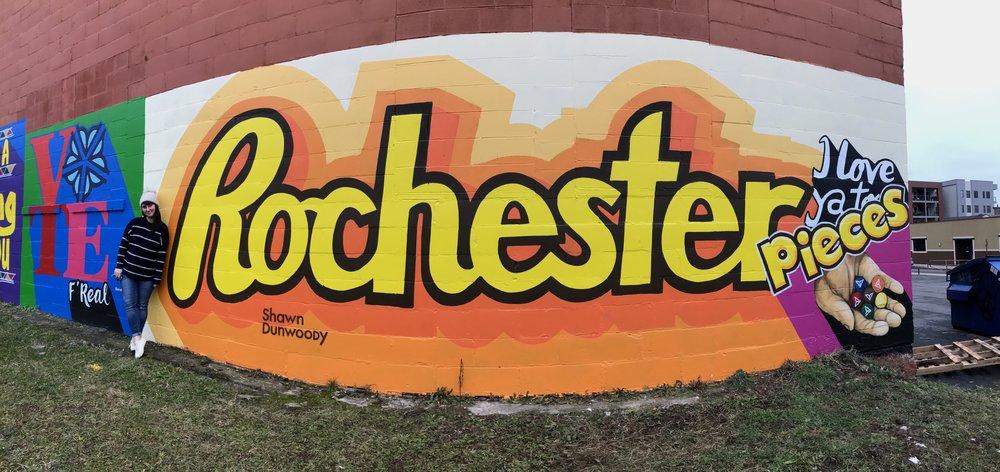 Rochester Murals & Street Art | Emily Malkowski Blog