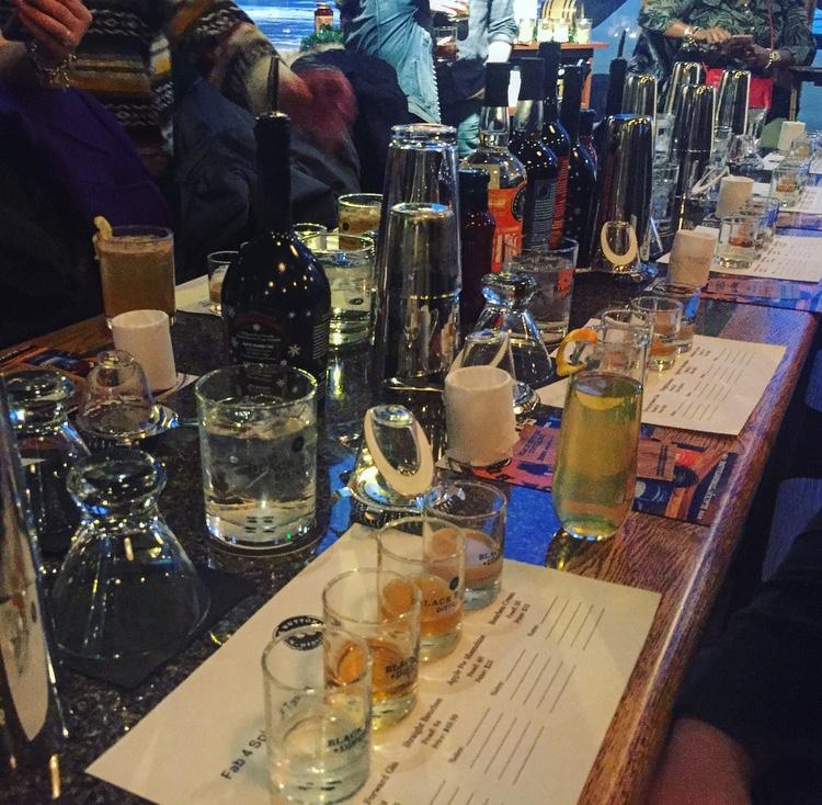 Buffalo Blogger | Emily Malkowski | Date Night Ideas in Buffalo, NY | Black Button Distilling