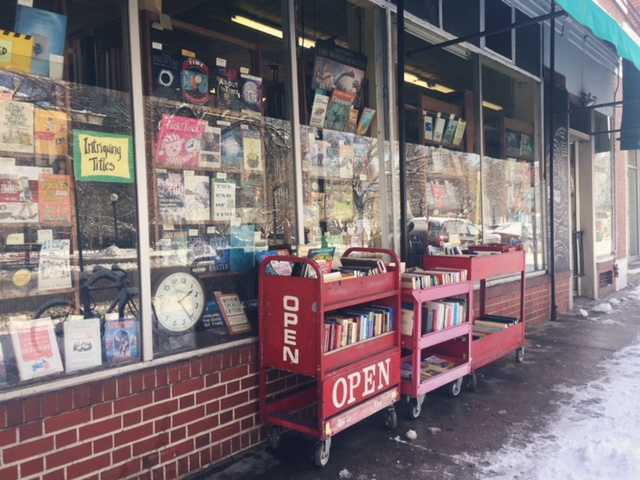 Things to do in Capitol Hill Denver   Capitol Hill Books   Travel Blogger   Emily Malkowski