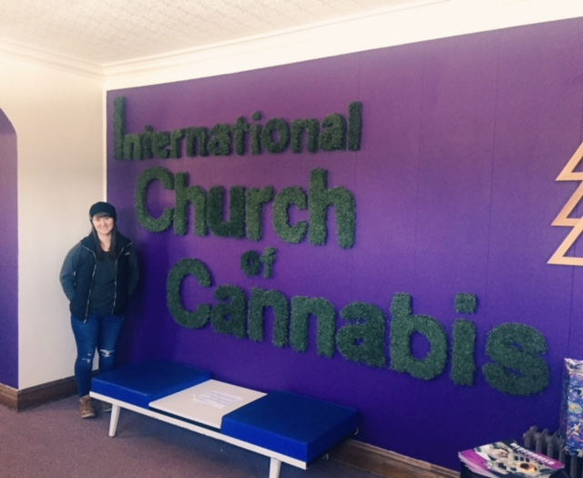 What to Expect When Visiting the International Church of Cannabis