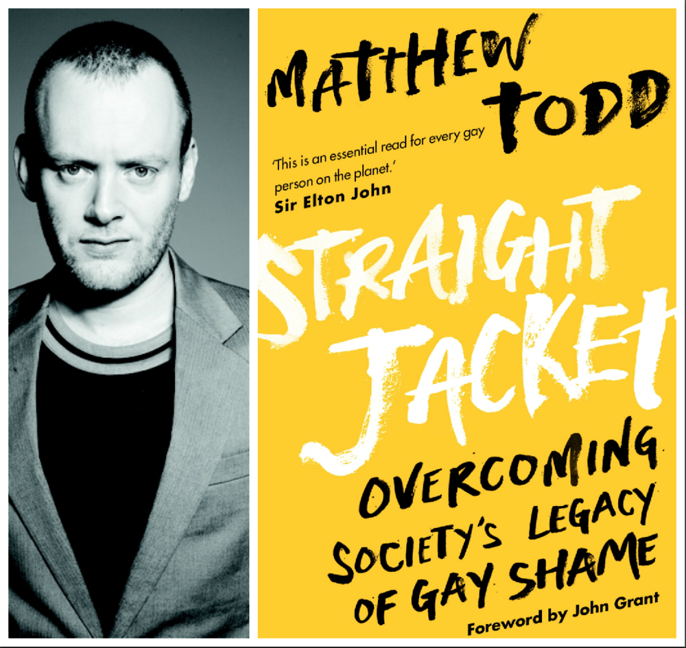 - 'the LGBT experience isn't always as fluffy, carefree and smooth as we would want it to be. Harry's story of fighting his demons is one we need to hear' - Matthew Todd (author of Straight Jacket)
