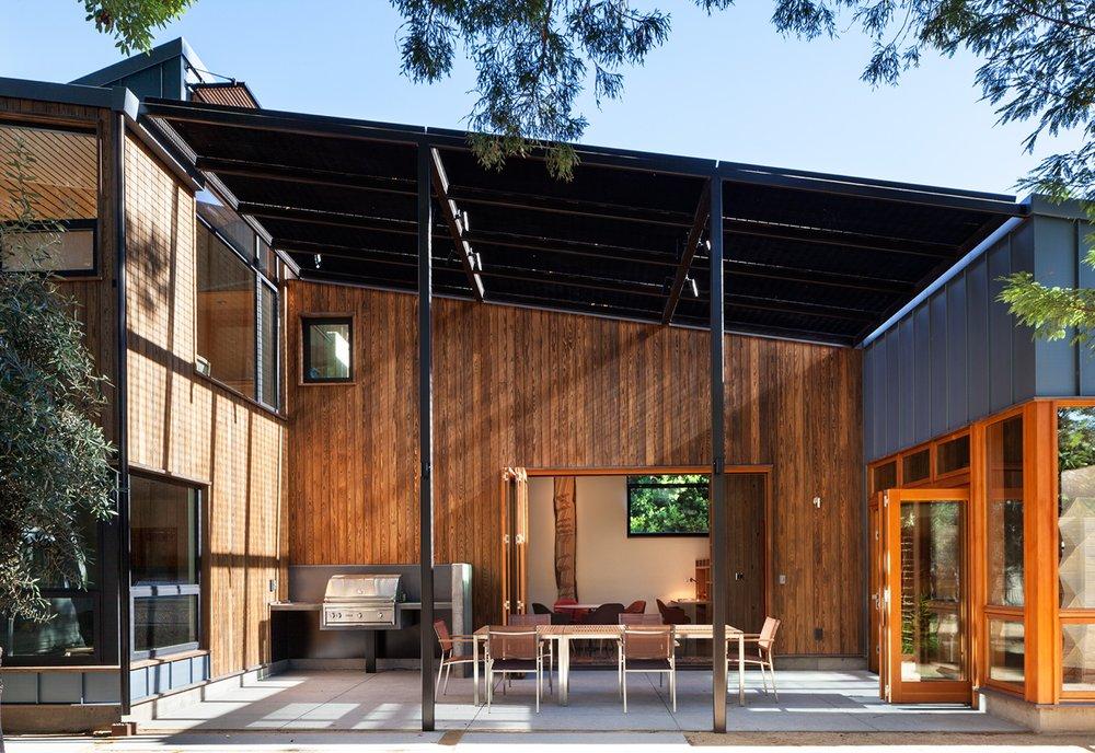 Wedge House, CA