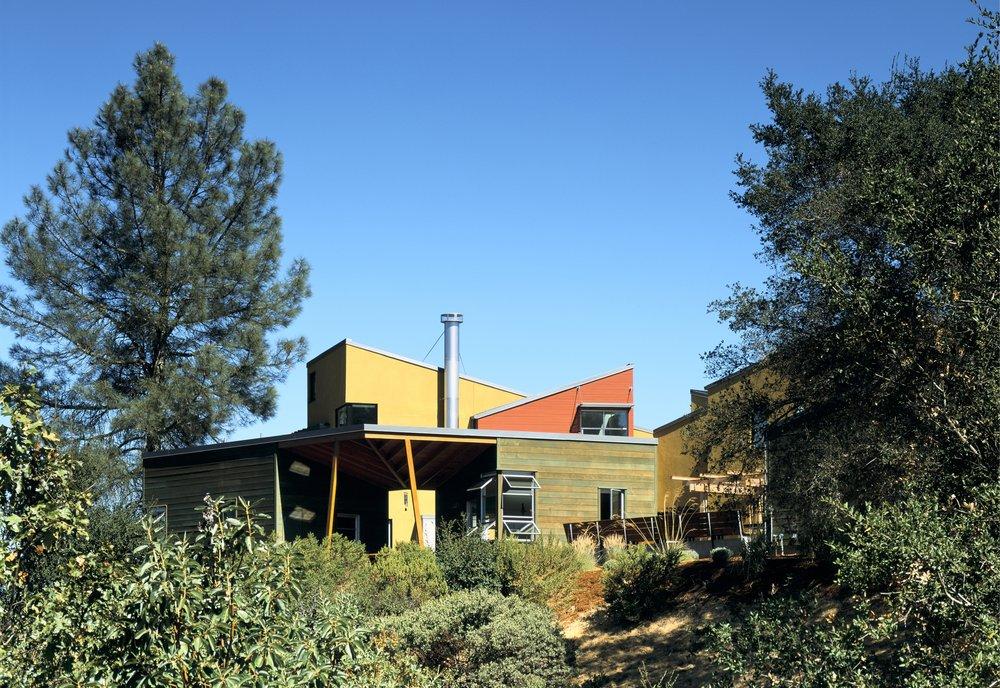 Mann House, CA