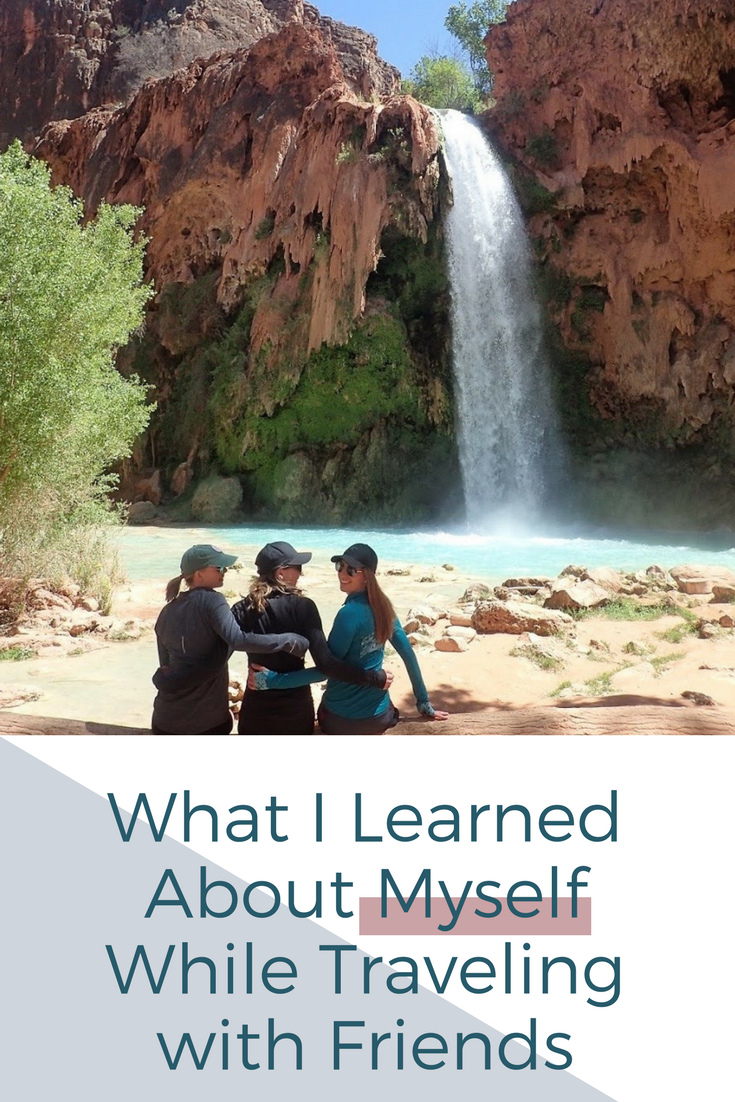 Mallory Musante :: What I Learned About Myself While Traveling With My Friends