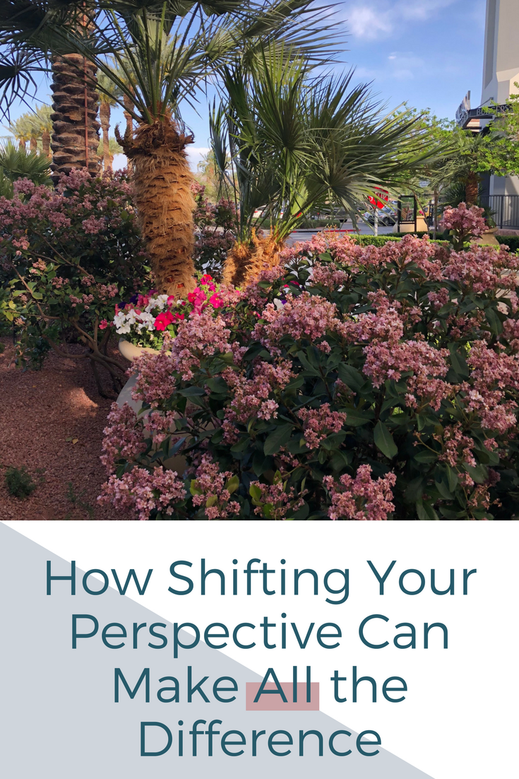 Mallory Musante :: How Shifting Your Perspective Can Make All the Difference