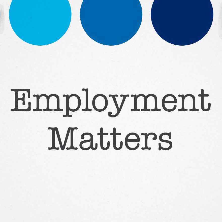 Employment Matters/ Employment Matters Too (2015)    Employment Matters  is a documentary that explores the untapped market and huge potential of the intellectually disabled in the workplace.   Employment Matters Too  is a documentary that discovers how large corporations benefit from hiring employees with intellectual disabilities.   Learn More