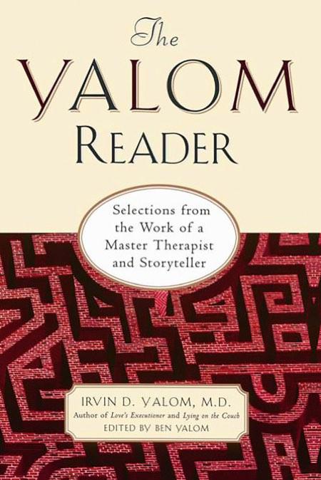 The Yalom Reader Edited by Ben Yalom     Basic Books, 1997
