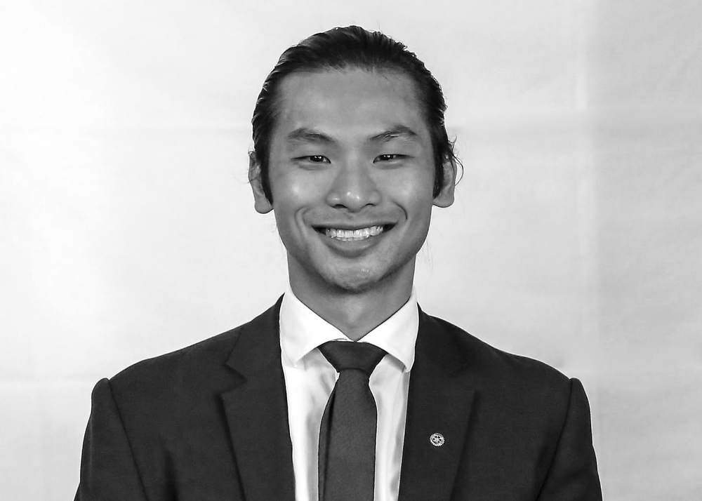 dan tang,PRESIDENT 2017-18  Dan has been a member of the Chartered Accountants Australia and New Zealand (CAANZ) since 2012. He joined the Rotary Club of Collingwood in 2014 with the aim of empowering individuals while making sustainable and lasting impacts within the community.  Dan has 10 years experience within the banking and finance industry, the public service, and has volunteered at Health Australia Tanzania (HAT) Inc. and the Victorian AIDS Council (VAC).  Dan seeks to build capability in others through direct engagement with people in need. He is an avid supporter of building partnerships and collaborating with the individuals and organisations. He has a passion for youth and creative arts.