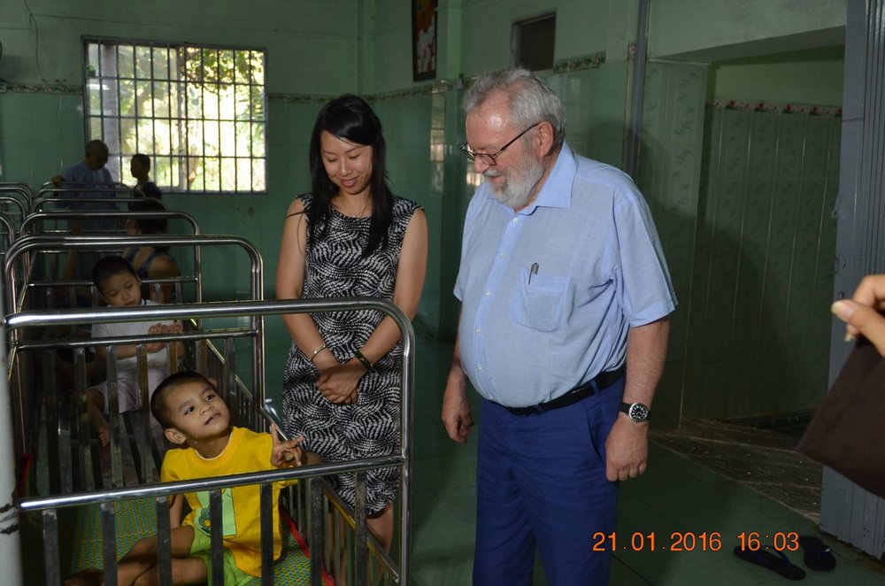 VIETNAMESE CHILDREN'S ORPHANAGE - Funding and assistance 2016