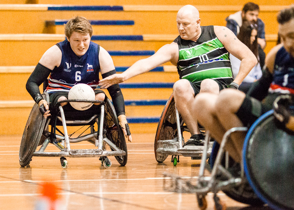 DISABILITY SPORT & RECREATION VIC - Supporting Disability Sport & Recreation Victoria