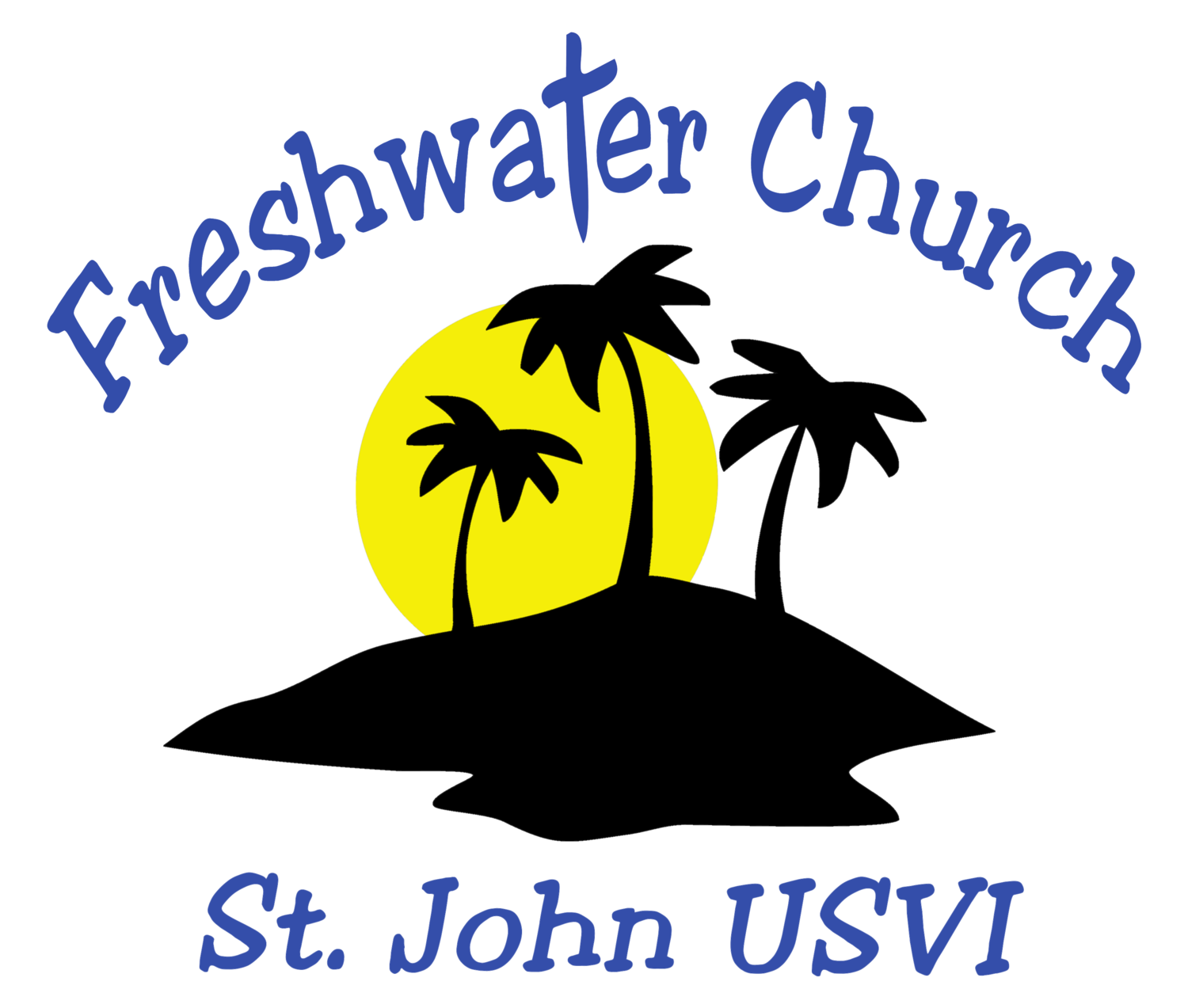 Freshwater Church on St John