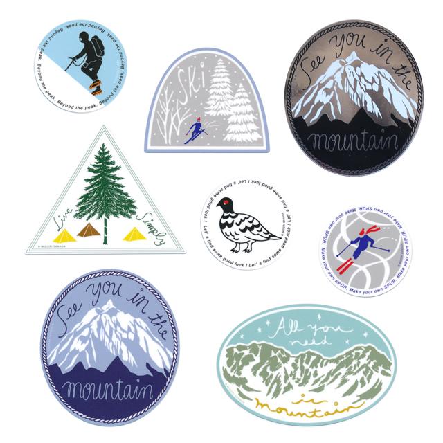 Sticker series ( go shop )