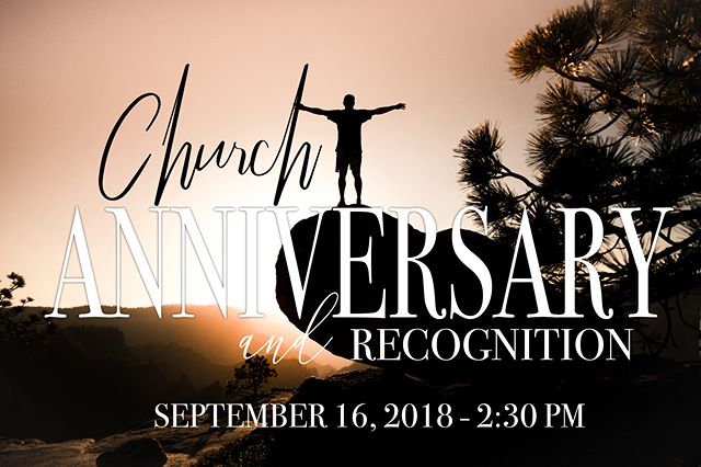 Come and join us to celebrate our anniversary on September 16, 2018 at 2:30 PM in the afternoon. . . . #tfccpickering #tfcc #thefamilychristianchurch #godisgood #lovegod #serveothers #churchanniversary #pickeringchurch #durhamchurch #singandpraise