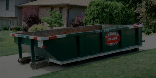 Dumpster Alternative - Junk Movers