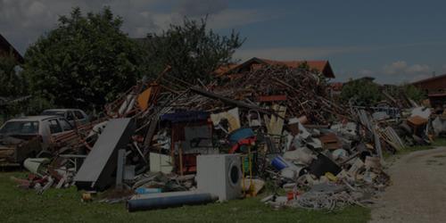 Scrap Metal Removal - Junk Movers North Vancouver