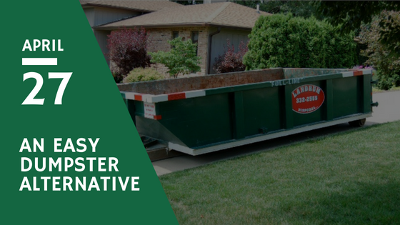 An Easy Dumpster Alternative - Junk Movers