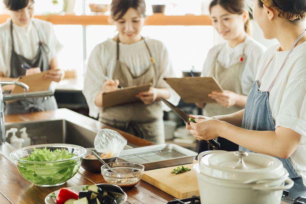 料理教室運営
