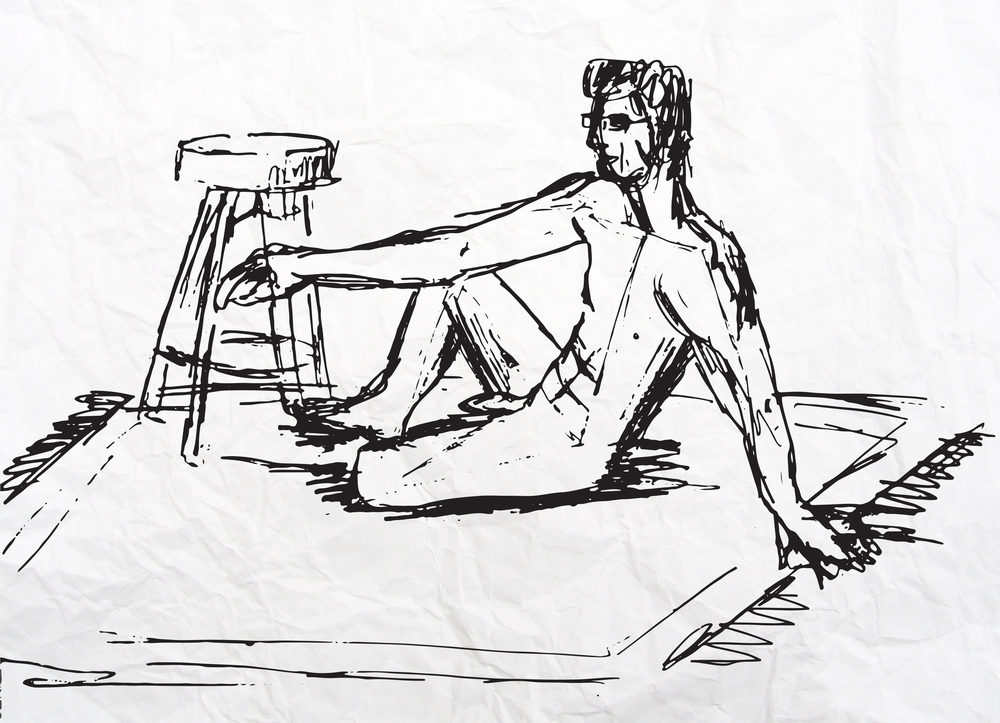 Life drawing class Auckland
