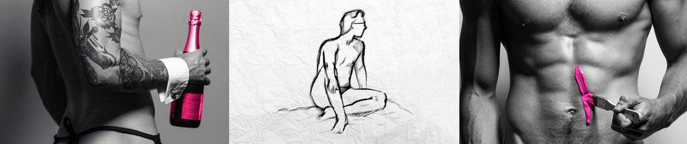 topless waiter auckland