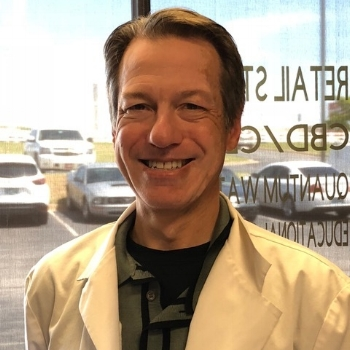 Randell (Randy) Allen, M.D., Physician   Dr. Allen has been a board-certified physician since 1989. He has seen patients who have improved during their treatment of chronic nerve pain with CBD Cannabidiol. Now that it is available 100% THC free from Can Tek Labs in Oklahoma City it is a good option.