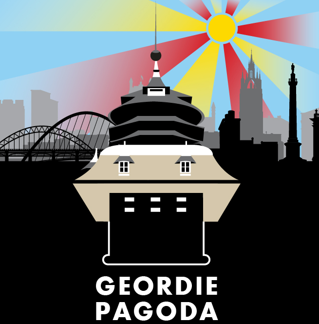 Geordie Pagoda